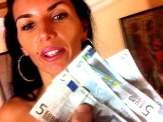 MILF arabe baise pour de l'argent