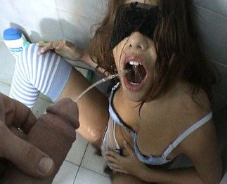 Beurette soumise accepte les jeux pervers de son mari