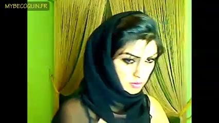 Iranienne Perse nue en webcam